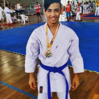 NATHAN ALMEIDA - Judoca