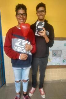 Livro Moletom - Pedro e Lucas