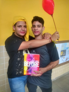 After - Tessa Young e Hardin Scott